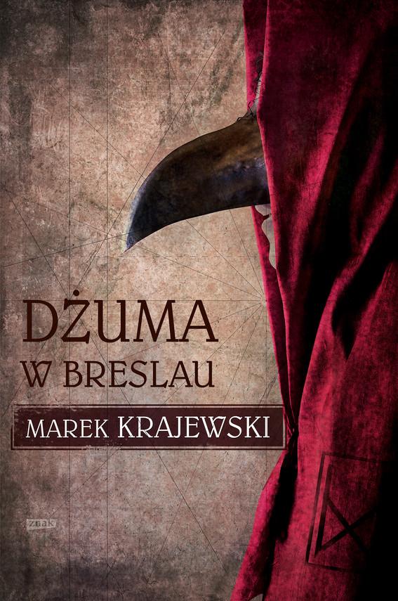 okładka Dżuma w Breslauebook | epub, mobi | Marek Krajewski
