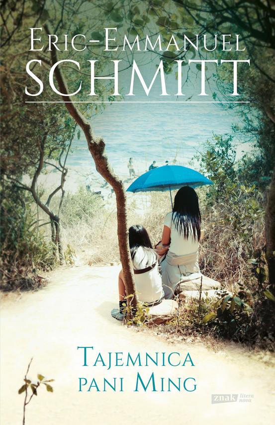 okładka Tajemnica pani Mingebook   epub, mobi   Eric-Emmanuel Schmitt
