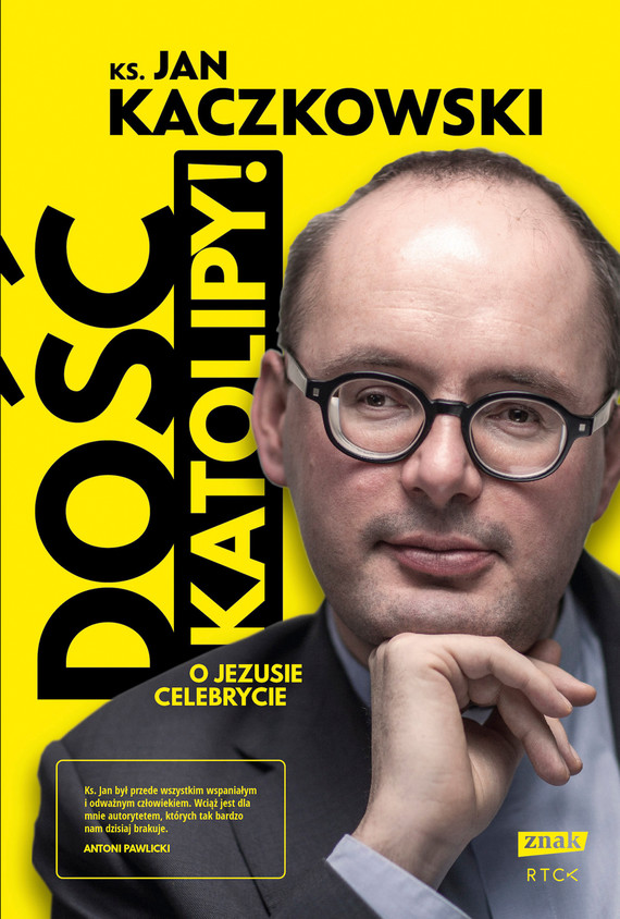 okładka Dość katolipy!ebook | epub, mobi | Ks. Jan Kaczkowski