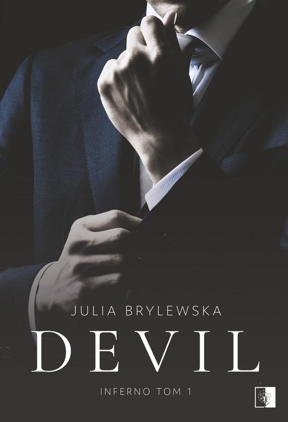 okładka Devilebook   epub, mobi   Julia Brylewska