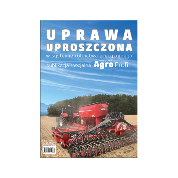 okładka Uprawa uproszczona w systemie rolnictwa precyzyjnegoebook | pdf | praca zbiorowa