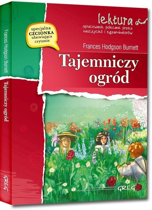 okładka Tajemniczy ogród Lektura z opracowaniemksiążka |  | Burnett Frances Hodgson