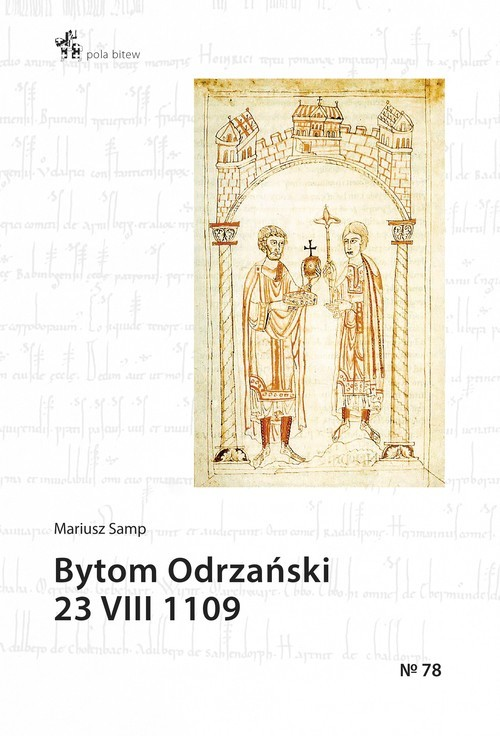 okładka Bytom Odrzański 23 VIII 1109książka      Mariusz Samp