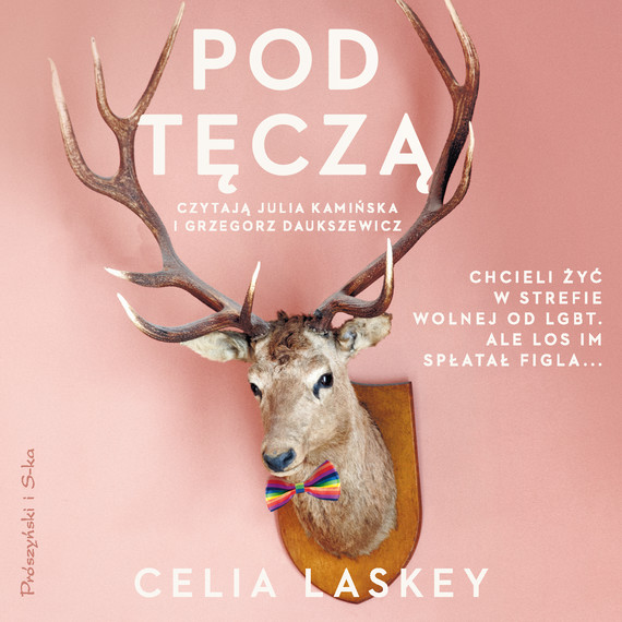 okładka Pod tęcząaudiobook | MP3 | Laskey Celia