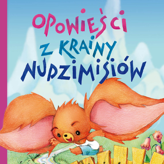 okładka Opowieści z krainy nudzimisiówaudiobook   MP3   Klimczak Rafał