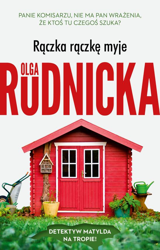 okładka Rączka rączkę myjeebook   epub, mobi   Olga Rudnicka