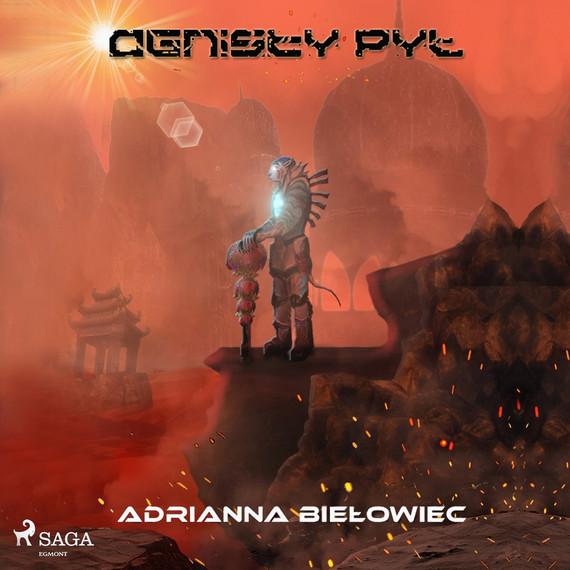 okładka Ognisty pyłaudiobook   MP3   Adrianna Biełowiec