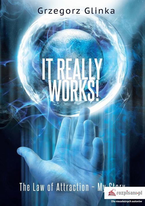 okładka It really works! The Law of Attraction – My Storyebook   epub, mobi, pdf   Grzegorz Glinka