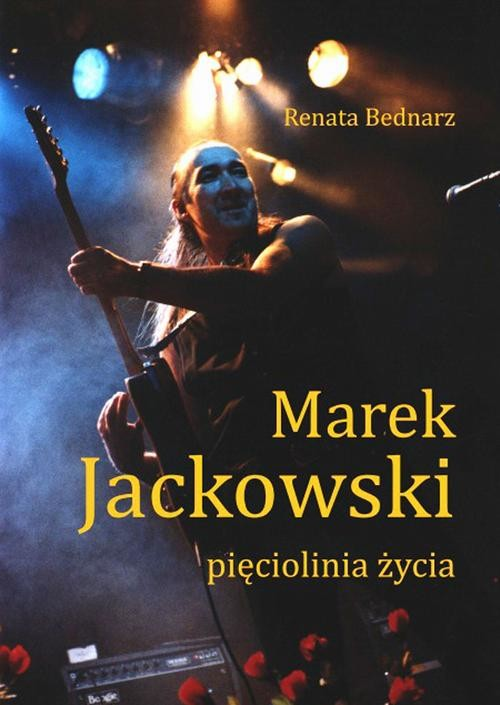 okładka Marek Jackowski. Pięciolinia życiaebook | pdf | Renata Bednarz