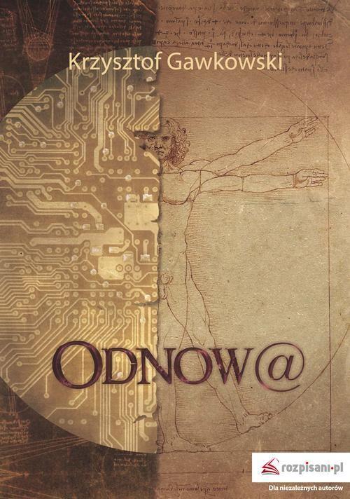 okładka Odnowaebook | epub, mobi | Krzysztof Gawkowski