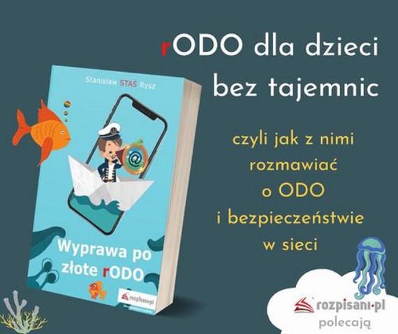 okładka Wyprawa po złote rODOebook   epub, mobi   Stanisław J. Rysz