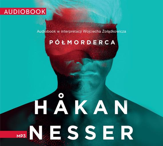 okładka Półmordercaaudiobook   MP3   Håkan Nesser