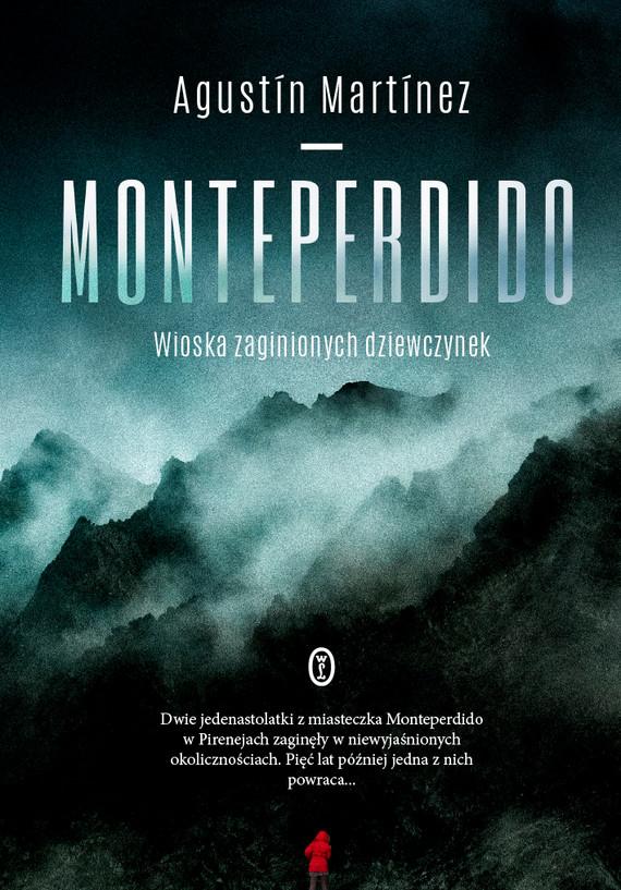 okładka Monteperdidoebook | epub, mobi | Agustín Martínez