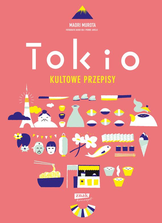 okładka Tokio kultowe przepisyebook   pdf   Maori Murota