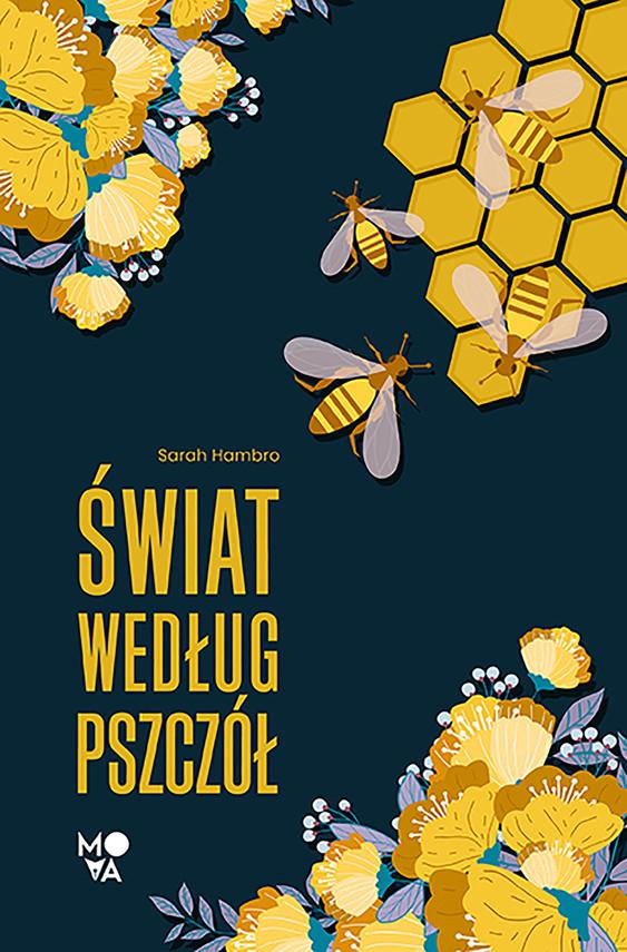 okładka Świat według pszczółebook   epub, mobi   Sarah Hambro