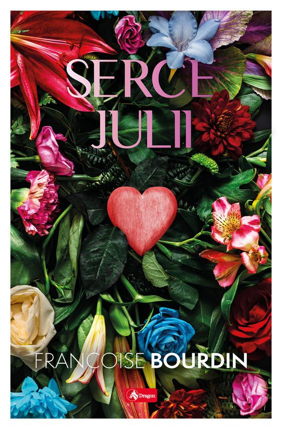okładka Serce Juliiebook | epub, mobi | Bourdin Francoise