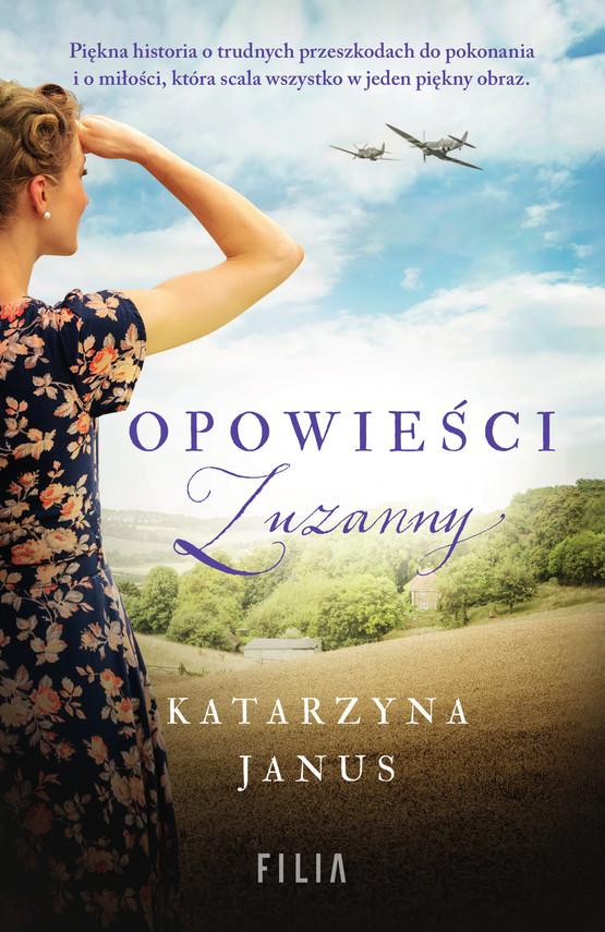 okładka Opowieści Zuzannyebook | epub, mobi | Katarzyna Janus