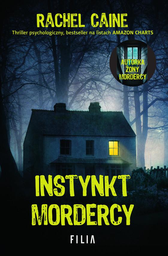 okładka Instynkt mordercyebook | epub, mobi | Rachel Caine