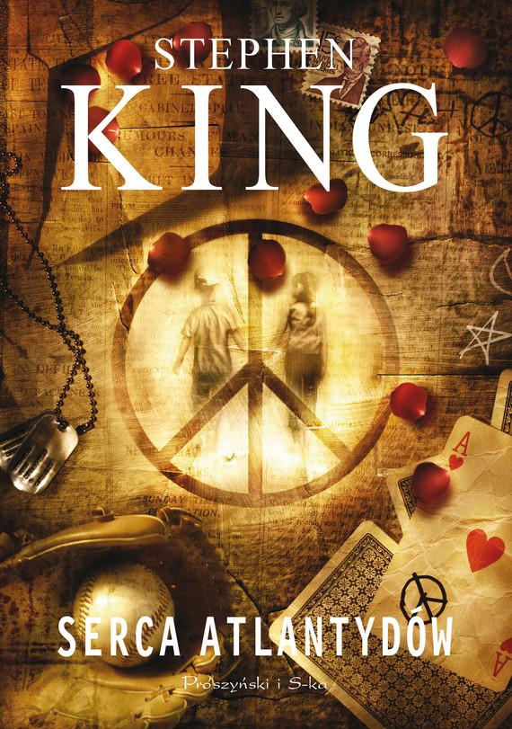 okładka Serca Atlantydówebook | epub, mobi | Stephen King
