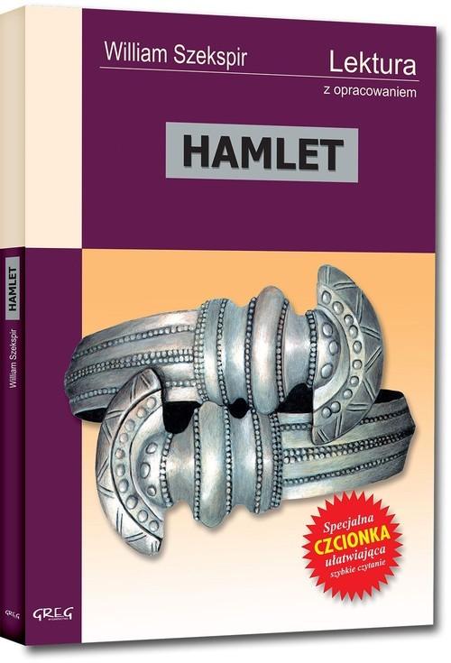 okładka Hamlet Wydanie z opracowaniemksiążka      William Shakespeare