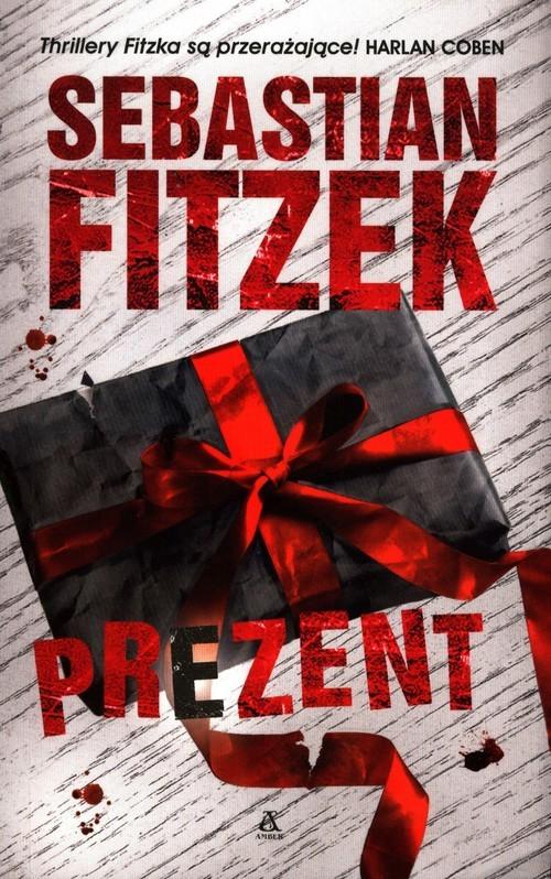 okładka Prezentksiążka      Sebastian Fitzek