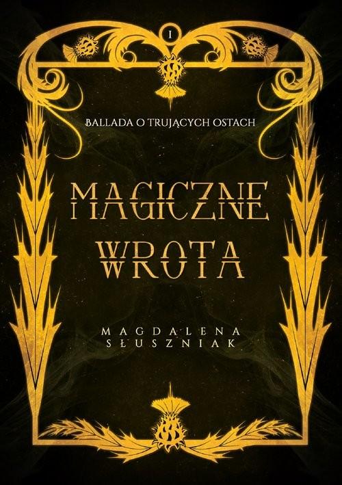 okładka Magiczne Wrotaksiążka |  | Magdalena Słuszniak