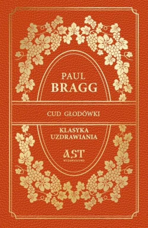 okładka Cud głodówkiksiążka      Paul Bragg