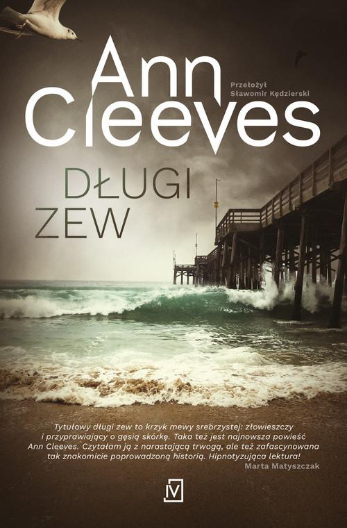 okładka Długi zew książka |  | Ann Cleeves