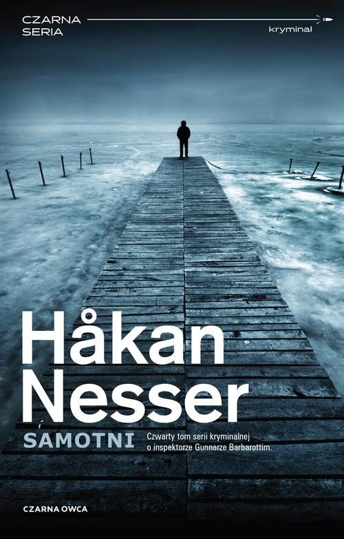 okładka Samotniksiążka      Håkan Nesser