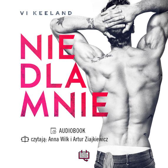 okładka Nie dla mnieaudiobook   MP3   Vi Keeland