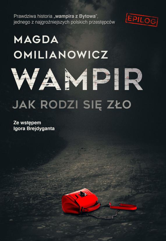 okładka Wampirebook   epub, mobi   Magda Omilianowicz