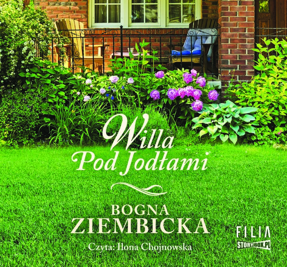 okładka Willa Pod Jodłamiaudiobook   MP3   Bogna Ziembicka