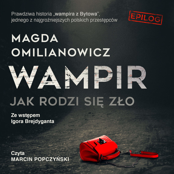 okładka Wampiraudiobook   MP3   Magda Omilianowicz