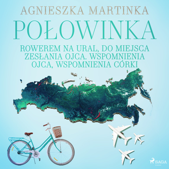 okładka Połowinkaaudiobook   MP3   Agnieszka Martinka