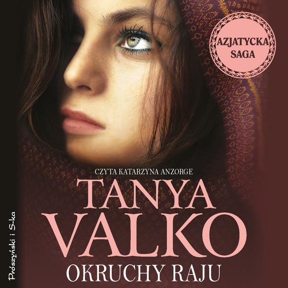 okładka Okruchy rajuaudiobook   MP3   Tanya Valko