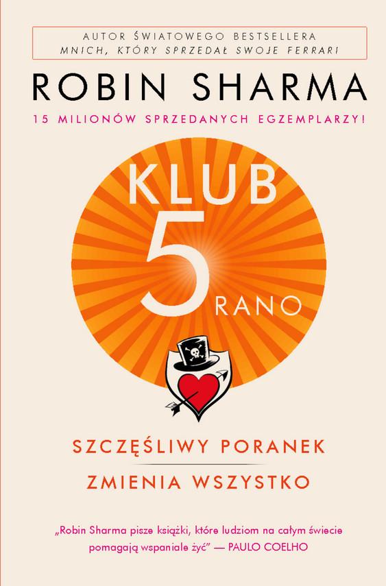 okładka Klub 5 Ranoebook | epub, mobi | Robin S. Sharma