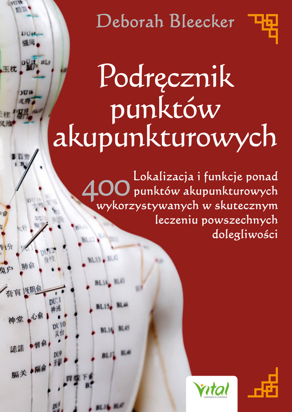 okładka Podręcznik punktów akupunkturowychebook | epub, mobi | Deborah Bleecker