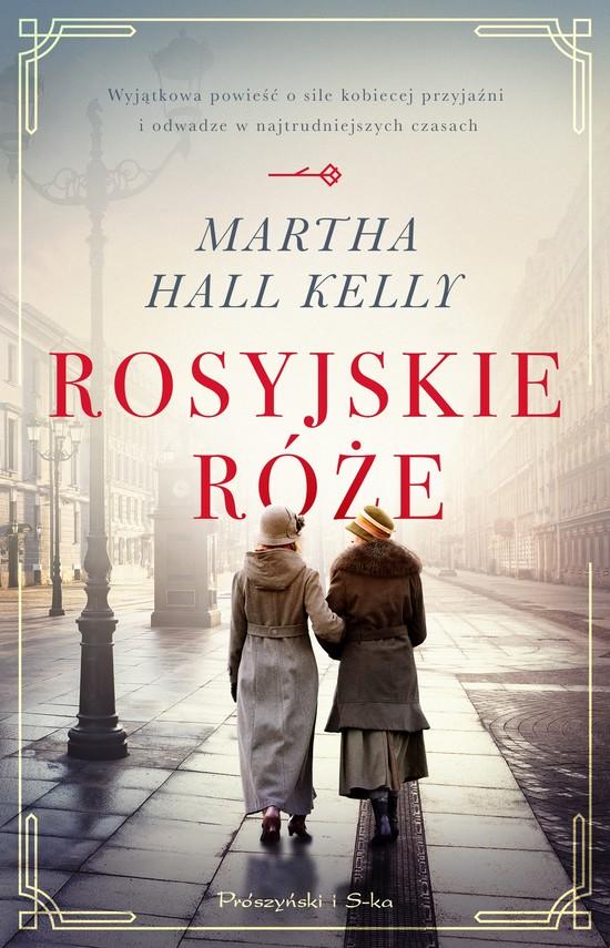 okładka Rosyjskie różeebook   epub, mobi   Martha Hall Kelly