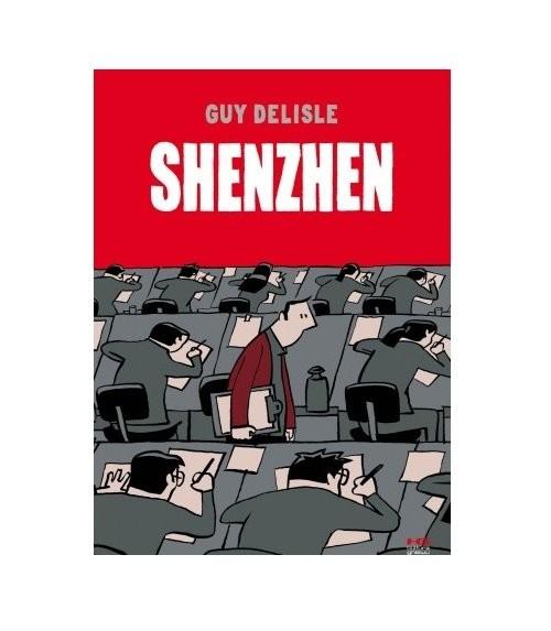 okładka Shenzhenksiążka      Delisle Guy