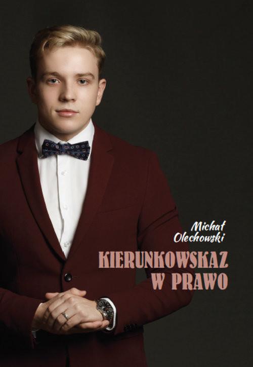 okładka Kierunkowskaz w prawoksiążka      Michał Olechowski