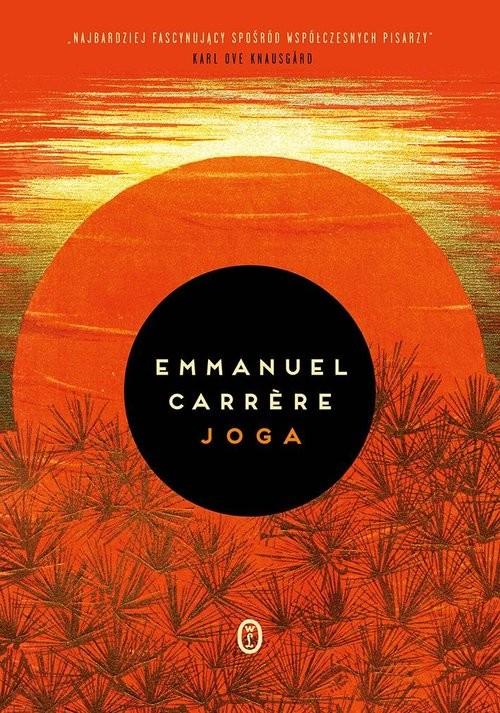 okładka Jogaksiążka      Emmanuel Carrre