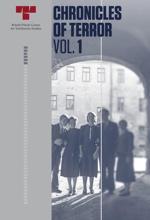 okładka Chronicles of Terror Vol.1 German Executions in occupied Warsawksiążka     