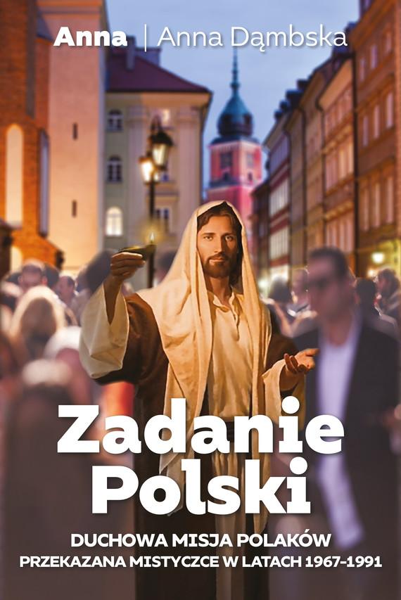 okładka Zadanie Polskiebook | epub, mobi | Anna Dąmbska