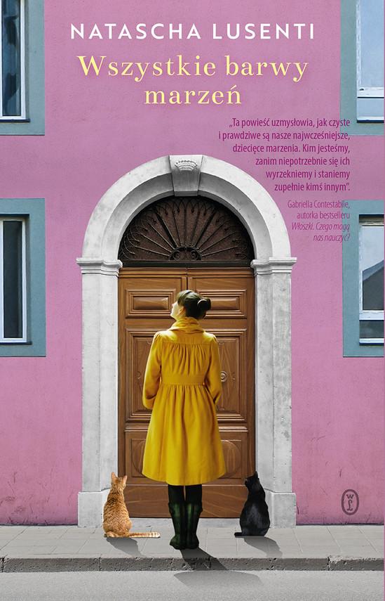 okładka Wszystkie barwy marzeńebook | epub, mobi | Natascha Lusenti