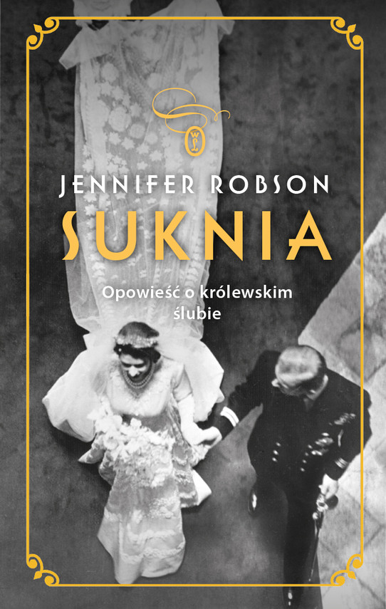okładka Sukniaebook   epub, mobi   Jennifer Robson