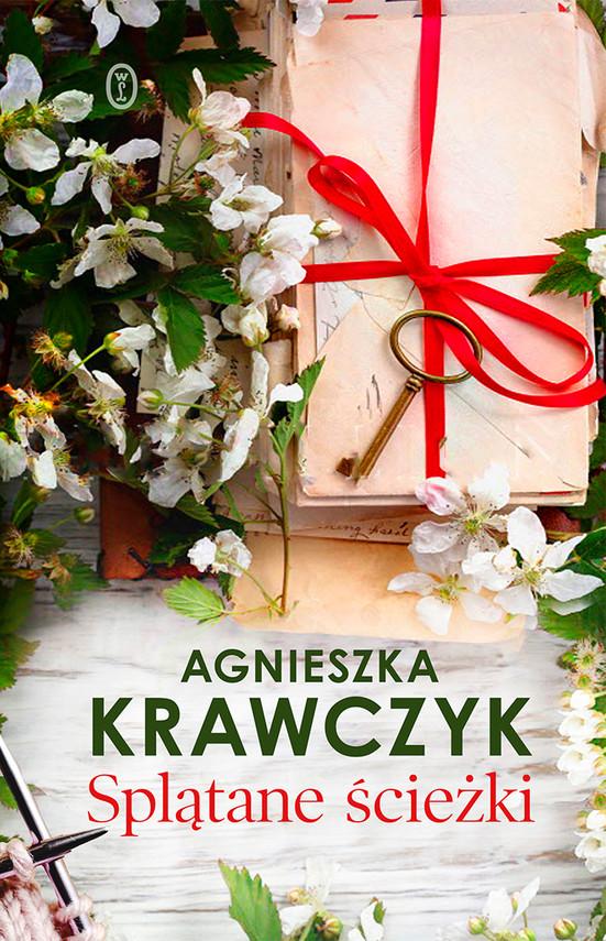 okładka Splątane ścieżkiebook | epub, mobi | Agnieszka Krawczyk