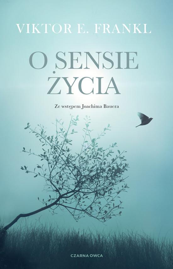 okładka O sensie życiaebook | epub, mobi | Viktor E. Frankl