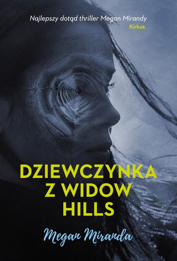 okładka Dziewczynka z Widow Hillsebook   epub, mobi   Miranda Megan