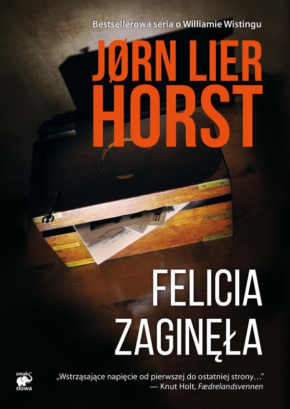 okładka Felicia zaginęłaebook   epub, mobi   Jørn Lier Horst
