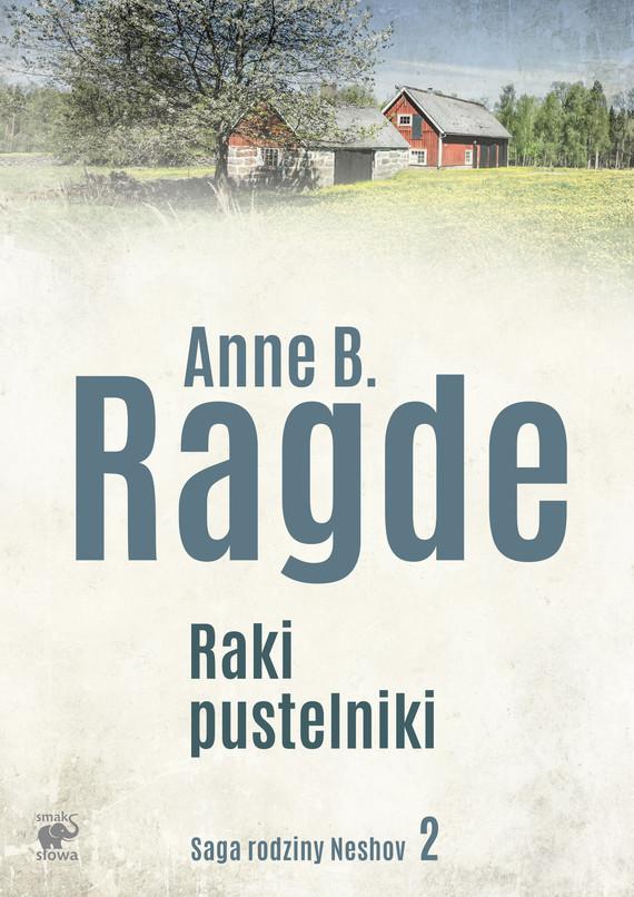 okładka Raki pustelnikiebook | epub, mobi | Anne B. Ragde